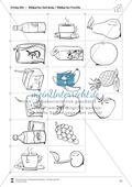 Drinks vocabulary: Worksheets on drinks (Binnendifferenziert) Thumbnail 6