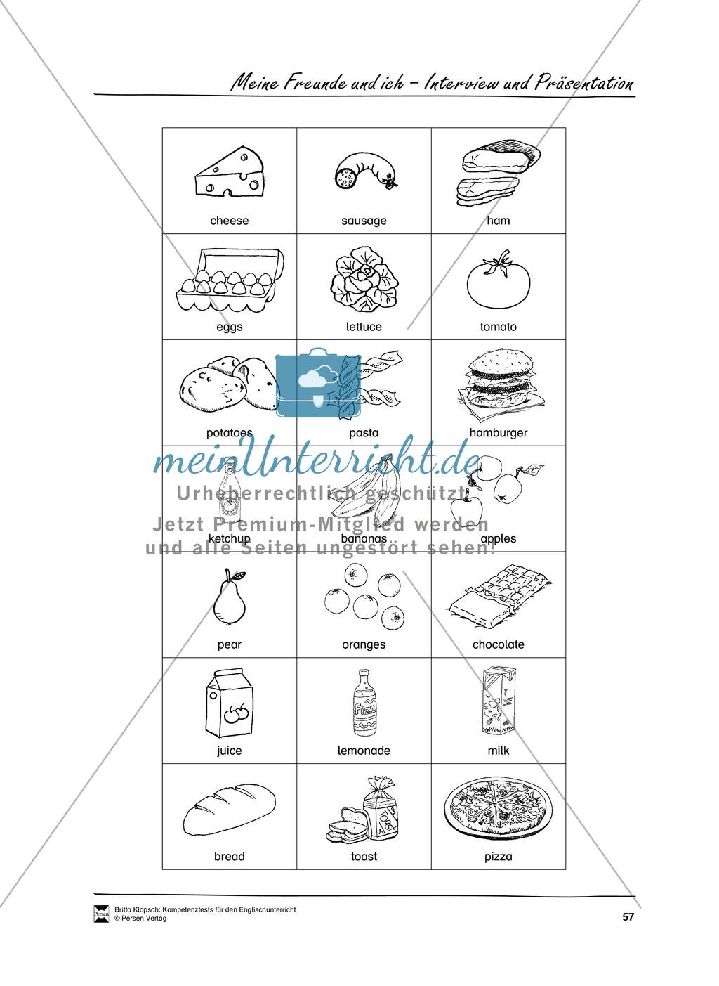 Kompetenzüberprüfung durch Beobachtung: Sprachliche Mittel in Partner- und Gruppenarbeit: Erklärung + Kopiervorlagen Preview 26
