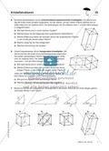 Geometrie: Untersuchung von Kristallstrukturen Preview 2