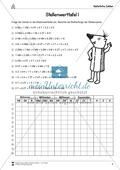 Natürliche Zahlen - Übungen mit der Stellenwerttafel Preview 2