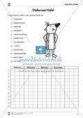 Natürliche Zahlen - Übungen mit der Stellenwerttafel Preview 5