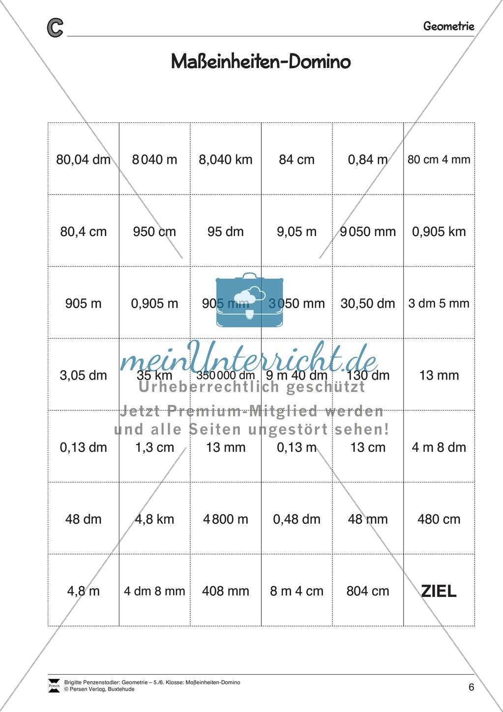 Perfect Umwandlung Von Metrischen Einheiten Arbeitsblatt 5Klasse ...