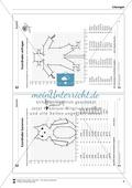 Koordinaten benennen - Koordinaten von Punkten bestimmen Preview 6
