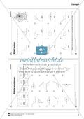 Winkelarten erkennen - spitzer, rechter, stupfer, gestreckter, überstumpfer und Vollwinkel Preview 4