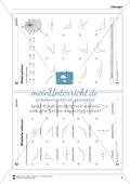 Winkelarten erkennen - spitzer, rechter, stupfer, gestreckter, überstumpfer und Vollwinkel Preview 6