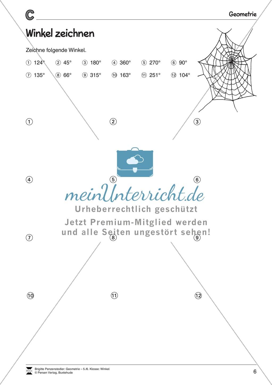 Winkel messen und zeichnen Preview 2