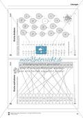 Bruchrechnung: Arbeitsblätter zur Addition und Subtraktion von Brüchen. Mit Lösungen. Preview 9
