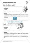 Würfelspiele im Zahlenraum bis 10: Erkennen von Mengen, Augenzahl und Arabische Zahl in Beziehung setzen Preview 1