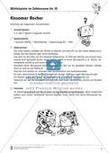 Würfelspiele im Zahlenraum bis 10: Erkennen von Mengen, Augenzahl und Arabische Zahl in Beziehung setzen Preview 2