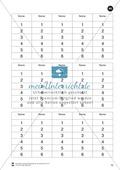 Würfelspiele im Zahlenraum bis 10: Erkennen von Mengen, Augenzahl und Arabische Zahl in Beziehung setzen Preview 4