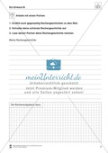 Anschauliche Aufgaben zum Entdecken der Größeneinheit Geld im Zahlenraum bis 100 Preview 3