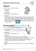 Arithmetik: Würfelspiele zum Thema Addition Preview 2