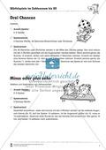 Arithmetik: Würfelspiele zum Thema Addition und Subtraktion Preview 1