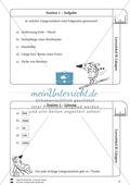 Rechnen mit Größen: Lernzirkel mit einfachen Aufgaben zum Rechnen mit Längeneinheiten Preview 2