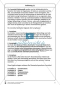 Bruchrechnung: Lernzirkel zur Wiederholung und Festigung der Bruchrechnung Preview 14
