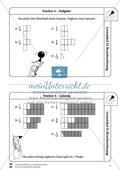 Bruchrechnung: Lernzirkel zur Wiederholung und Festigung der Bruchrechnung Preview 5