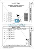 Bruchrechnung: Lernzirkel zur Wiederholung und Festigung der Bruchrechnung Preview 6