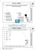Bruchrechnung: Lernzirkel zur Wiederholung und Festigung der Bruchrechnung Preview 7