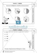 Prozentrechnen: Lernzirkel zur Wiederholung und Festigung des Prozentrechnens Preview 6
