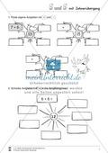 Rechenmauern und Rechenrätsel: Plus und Minus im Zahlenraum bis 20 mit Zehnerübergang wiederholen und festigen Preview 1
