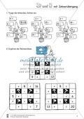 Rechenmauern und Rechenrätsel: Plus und Minus im Zahlenraum bis 20 mit Zehnerübergang wiederholen und festigen Preview 2