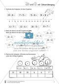 Rechenmauern und Rechenrätsel: Plus und Minus im Zahlenraum bis 20 mit Zehnerübergang wiederholen und festigen Preview 4