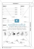 Lernzirkel zu Winkeln: Winkelarten, griechische Buchstaben, Winkel messen und zeichnen, Winkel an Uhr und Windrose Preview 12