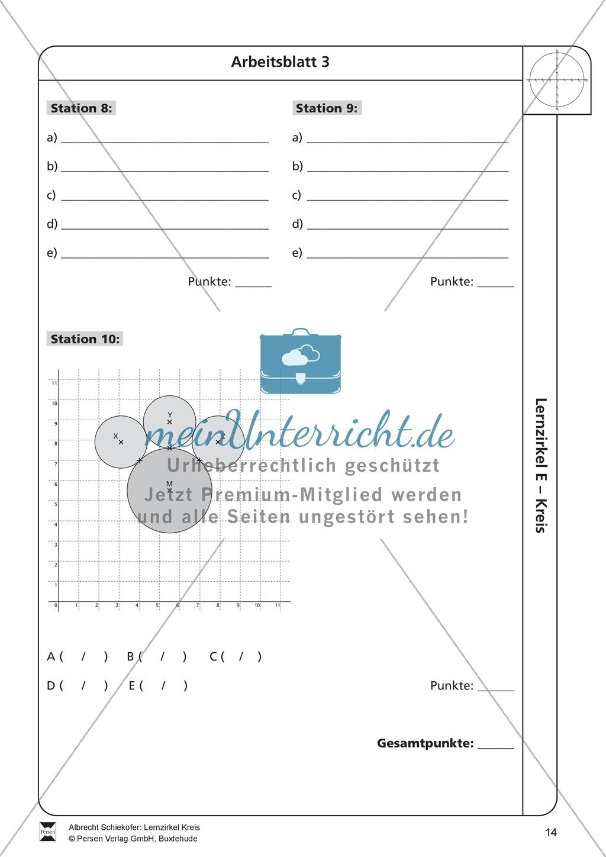 Nett Gcse Mathematik Kreis Theoreme Arbeitsblatt Bilder - Gemischte ...