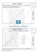 Geometrische Formen: Lernzirkel zum Kreis Preview 4
