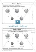 Geometrische Formen: Lernzirkel zum Kreis Preview 8