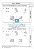 Geometrische Formen: Lernzirkel zum Kreis Preview 9