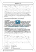 Lernzirkel Subtraktion: Fachausdrücke, Ergänzungen, Vorgänger, Stellenwerttafel, Terme aufstellen Preview 14