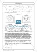 Lernzirkel Subtraktion: Fachausdrücke, Ergänzungen, Vorgänger, Stellenwerttafel, Terme aufstellen Preview 15