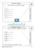 Lernzirkel Multiplikation: Fachausdrücke, Vielfache, Kommasetzen, Primfaktorenzerlegung, Einheiten umrechnen Preview 10