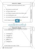 Lernzirkel Division: Fachausdrücke, Teilbarkeit, Division von Zehnerzahlen, Maßstab Preview 10
