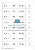 Das kleine Einmaleins - Memory zur Übung der verschiedenen Einmaleins-Reihen Preview 5