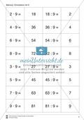 Das kleine Einmaleins - Memory zur Übung der verschiedenen Einmaleins-Reihen Preview 6