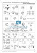 Mathematik, Zahlen & Operationen, Größen & Messen, Spiel, Arithmetik, Geld, domino
