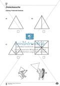 Formen und Muster - geometrische Figuren erkennen und zählen Preview 3