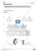 Formen und Muster - geometrische Figuren erkennen und zählen Preview 4