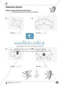 Formen und Muster - geometrische Figuren erkennen und zählen Preview 5