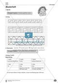 Formen und Muster - Figuren nachzeichnen und vervollständigen Preview 4