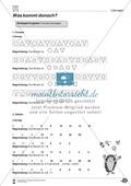 Formen und Muster - Muster in Reihen erkennen und diese vervollständigen Preview 2