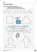 Formen und Muster - Puzzle vervollständigen und Figuren nachlegen Preview 3