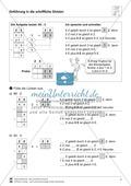 Mathematik, Zahlen & Operationen, Stellenwerttafel, schriftliches Rechnen, schriftliches dividieren