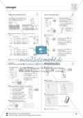 Schriftliche Division: Aufgaben zur Einführung mit Stellenwerttafel Preview 2