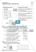 Mathematik, Zahlen & Operationen, schriftliches Rechnen, Stellenwertsystem, schriftliches dividieren
