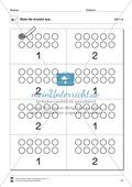 Förderschule: Den Zahlenraum 1-2 mit lernschwachen SchülerInnen entdecken Preview 10