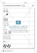 Förderschule: Den Zahlenraum 1-2 mit lernschwachen SchülerInnen entdecken Preview 5