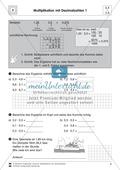 Aufgaben zur Multiplikation von Dezimalzahlen untereinander Preview 1